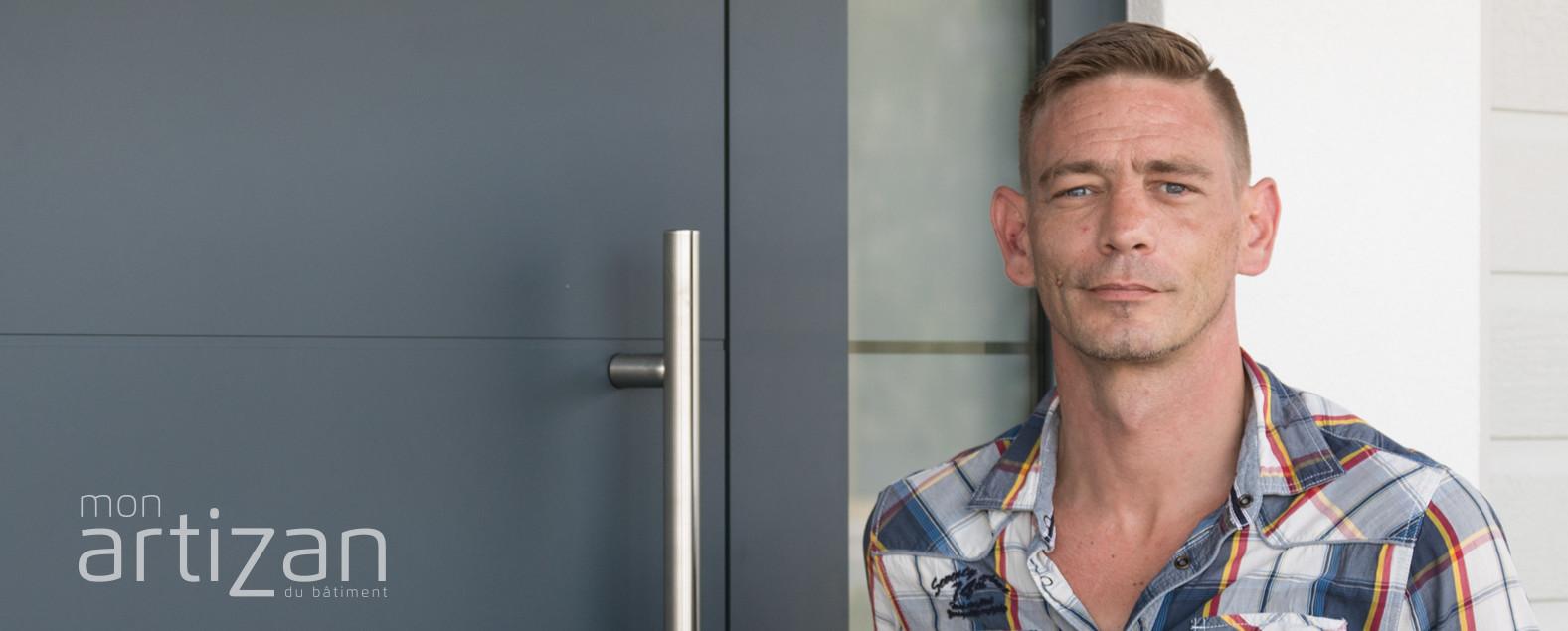 La menuiserie extérieure de la maison : Arnaud Chapuis, Moyse 3D