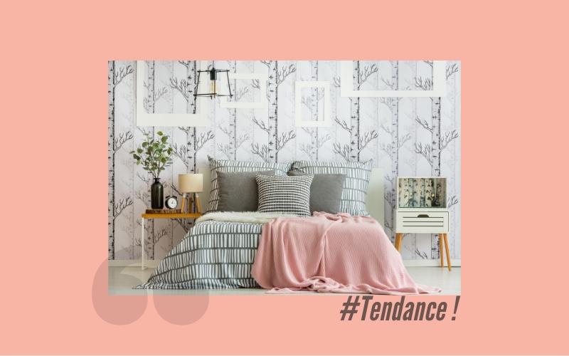 Donnez un look tendance à votre chambre avec une création de chez Marchand De Sable !